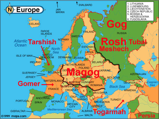 A Difficult Prophecy Is Eze 38 And 39 The Troubling Part Is Were Does It Fit Into The Timeline The Majority Of People See The Gog Magog Invasion Before